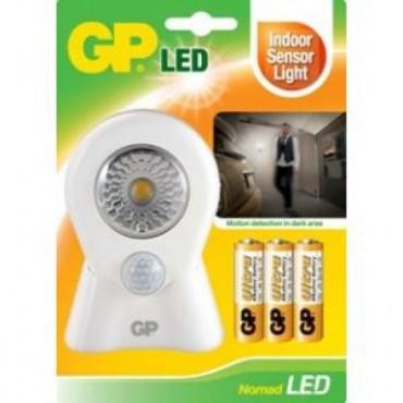 G.P Led Nachtlamp Nomad Aan/Uit Schakelaar Pir Nightlight 4895149053743