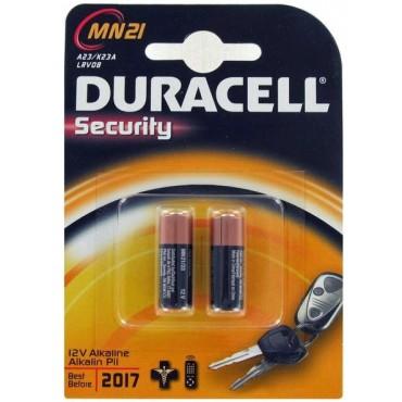 Duracell Batterij Alkaline Plus Power MN21 12V 3Lr50 Prijs Per Bls2