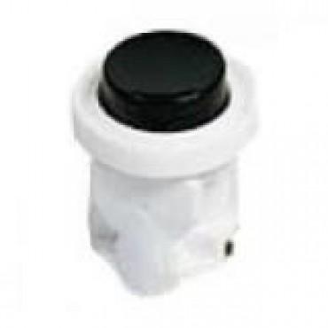 FRIEDLAND D6421 Inbouw 10mm beldrukker zwart 16/20mm