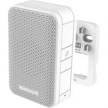 Honeywell Friedland  DW311S Bedraad deurbel vervangingspakket 4-melodie wit/wit