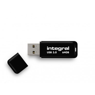 Integral Geheugen Usb Flash Drive stick 64GB Noir 3.0