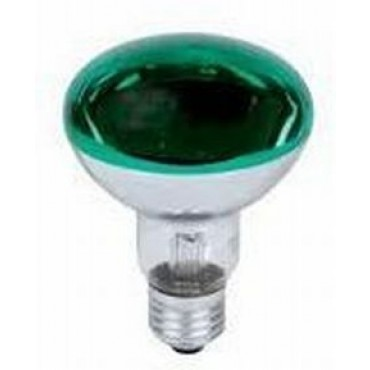 Osram Gloeilamp Reflector Spc 60W E27 40Gr R80 Groen Discolamp