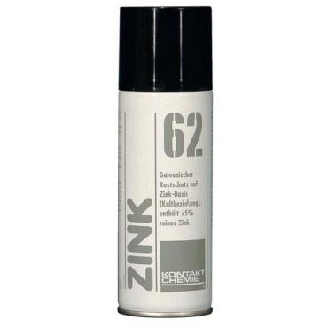 Kontakt Chemie Zink 62 galvanische Roest Bescherming 200mL 76509