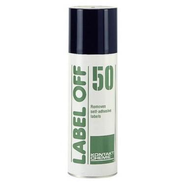 Kontakt Chemie Label off Etikettenverwijderaar 200mL 81009