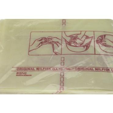 Nilfisk Stofzuigerzak Origineel Ga 70 10 St.