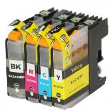 Second Life Cartridge Multipack Brother 123 BK, C, M en Y 11511029