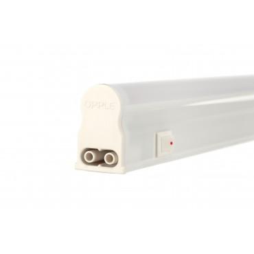 Opple EcoMax Slimline Led 13W 4000K 1200L CW lengte 1200mm inclusief Schakelaar Plug & Play