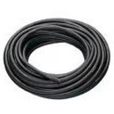 Neopreen / Rubber H07RN-F 4x1mm2 Zwart Ring 100meter
