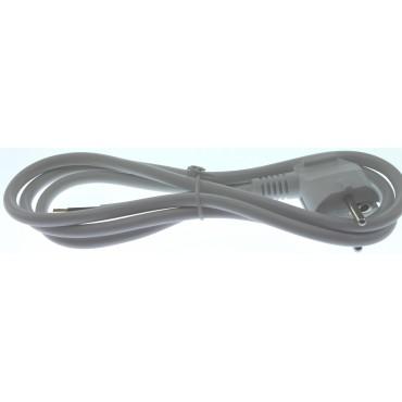 Greenline Aansluitsnoer 3x1mm2 1.5meter Wit