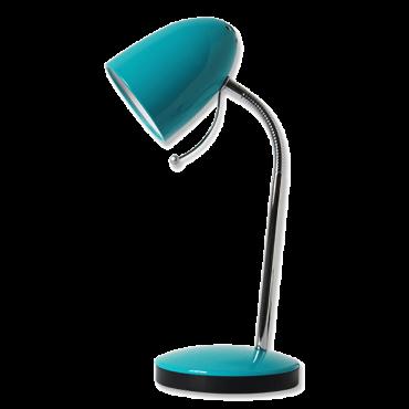 Aigostar Bureaulamp Staand Blauw Flex Kop E27