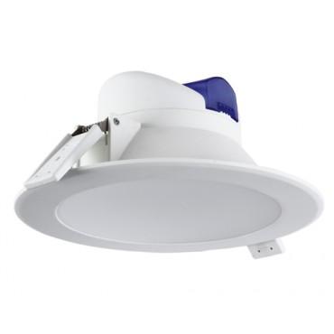 Aigostar LED Inbouw Spot DownLighter Wave 25w Incl. driver IP44 6000K 2400lm 90graden niet dimbaar
