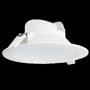Aigostar LED Inbouw Spot DownLighter Wave 25w Incl. driver IP44 4000K 2250lm 90graden niet dimbaar gatmaat 205mm