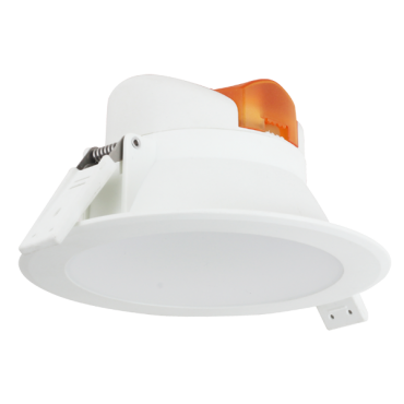 Aigostar LED Inbouw Spot DownLighter Wave 18w Incl. driver IP44 3000K 1450lm 90graden niet dimbaar gatmaat 150mm
