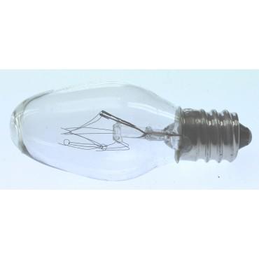 Buislamp Reservelamp Nachtlamp 7W E12 Helder 45X16Mm