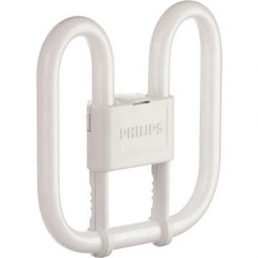 Philips Krakelingbuis 28W GR10q 835 3500K 4-Pins Square PL-Q 2-D 205x207mm