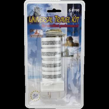 Reisstekker Universal Travel Kit 6-2700