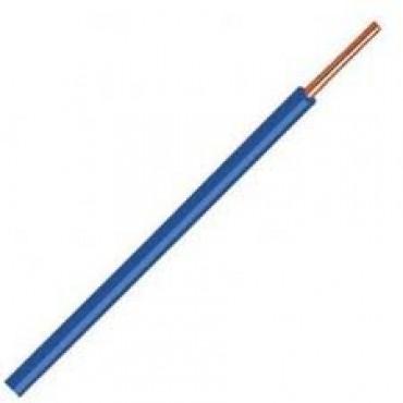 Donne Vd-Draad Installatiedraad 2.5mm2 Blauw rol van 100meter