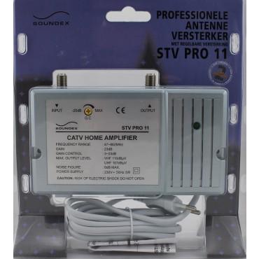 Soundex Coax Versterker Stvpro11 Prof
