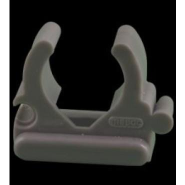 Mepac Klembeugel 16-19mm Grijs omdoos van 100stuks KB16/19G 411215