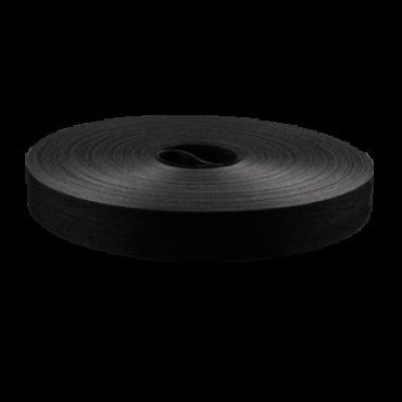 Mepac Tweezijdig Klittenband 20Mm Zwart Flexibel Per 22.50Mtr