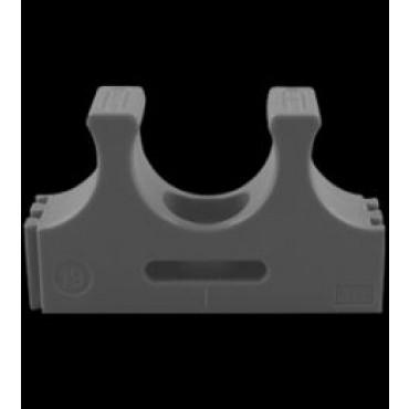 Mepac Klembeugel KB2 19G 19mm Grijs prijs per stuk verpakt in omdoos van 100stuks