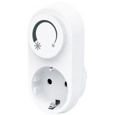 Stekkerdimmer Draai LED 30-200W  Dimadapter 172215
