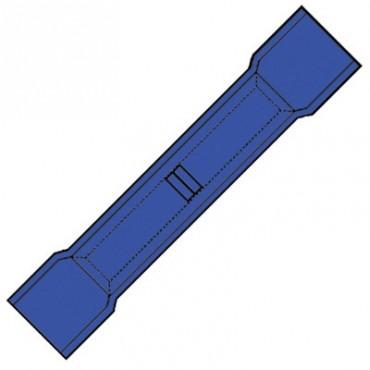 Klemko Geisoleerde Super Pidg vensterStootverbinder Nylon voor draad 1,5-2,5 mm2 101505 - SP 2527 SKW