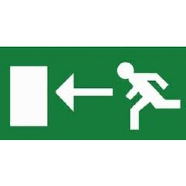 Macbright Noodverlichting Accessoires Pictogram Links