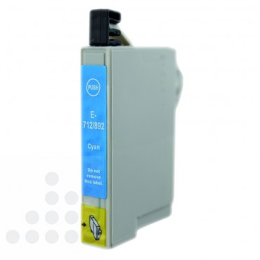 Inksave Epson T0712 C