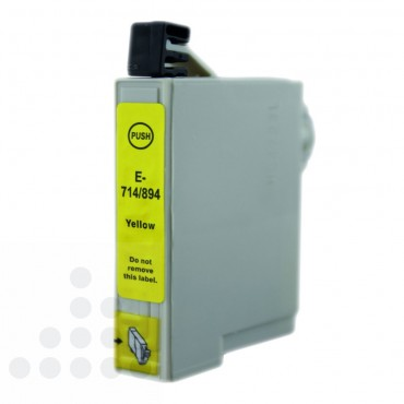 Inksave Epson T0714 Y