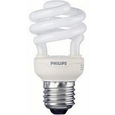 Philips Spaarlamp Tornado 12W E27 Esaver 2700K 47x92mm