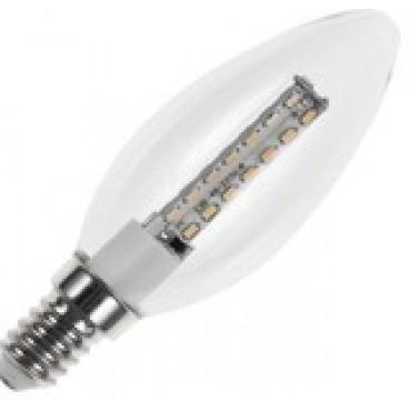Spl Led Kaarslamp Jolie Helder 3W 2700K 145Lm 34X110Mm