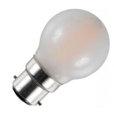SPL Gloeilamp Kogellamp 40W Ba22d Mat 45Mm Ovenlamp 300Gr