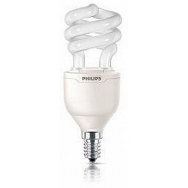Philips Spaarlamp Tornado 13W E14 2700K Dimbaar 45x128mm