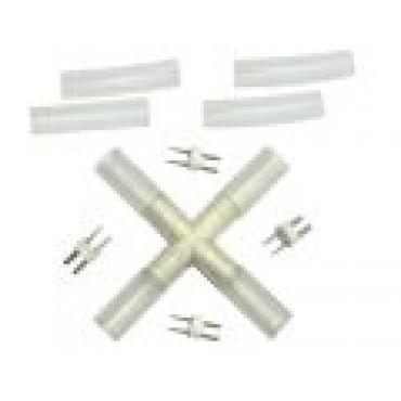 Lichtslang X-Verbinder Led 13Mm