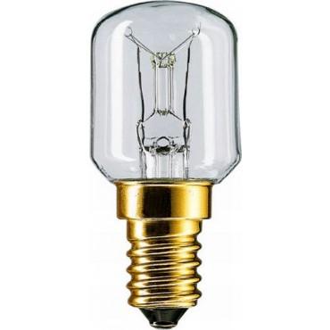 Gloeilamp Schakelbord Laagspanning 12V 25W E14 Helder Parfumlamp 48X22Mm