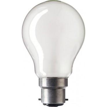 Gloeilamp Standaardlamp Laagspanning 24V 25W B22 Helder 60Mm