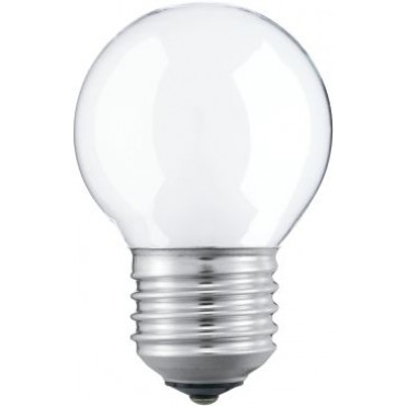 Gloeilamp Kogellamp Laagspanning 24V 25W E27 Mat 45Mm