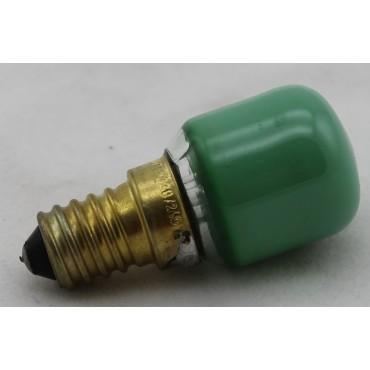 Leuci Gloeilamp Schakelbordlamp 15W E14 Groen Parfumlamp 48X22Mm