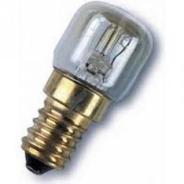 Gloeilamp Buislamp 25W E14 Helder 56X16Mm Ovenlamp 300Gr