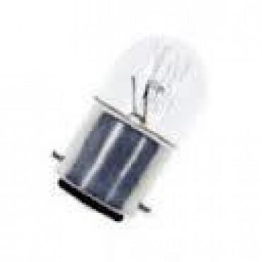 Gloeilamp Buislamp 10W B22 Helder 60X27Mm