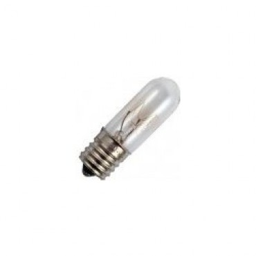 Buislamp Reservelamp Nachtlamp E17 15W Helder 57X17mm