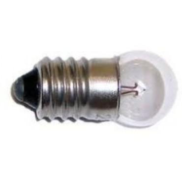Signaallamp Buislamp E10 6.0V 300Ma 1.8W G15X29