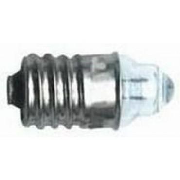 Zaklantaarnlamp PunTLEns 2.2V 180Ma 0.40W E10 23X9Mm