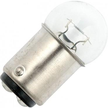 Signaallamp Buislamp Ba15D 6V 15W 18x35mm