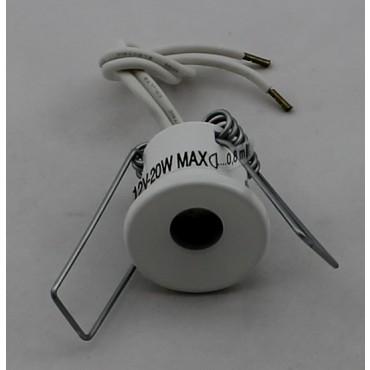 Halogeen Inbouwspot Sterrenhemel Max 20W G4 Wit 30Mm Gat 25Mm