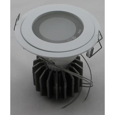 Oscaluz Arkos Uni Inbouwspot 76140 Ip44 Max 50W 0291 Wit