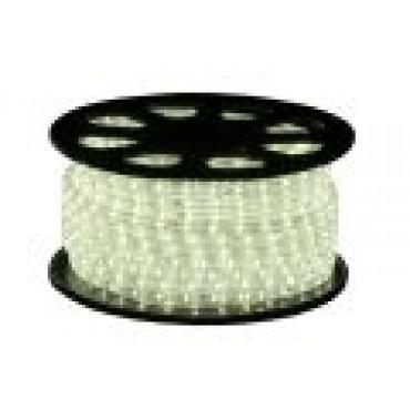 Tronix Lichtslang Led 240V Crystal Clear Coolwit 51meter IP44 13mm Incl.Stekker