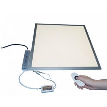 Greenline Budget Led Paneel 30x120 Zilver 50W CCT Bicolor 3000K - 6000K 4320Lm