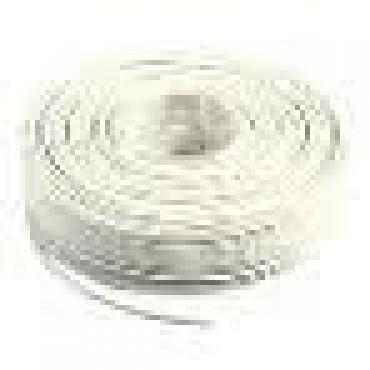 Haspel Luidspeakersnoer Lsp 2x1.5mm2 Wit rol van 100meter